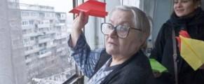 O bunică de pe strada care-i poartă numele lui Dan