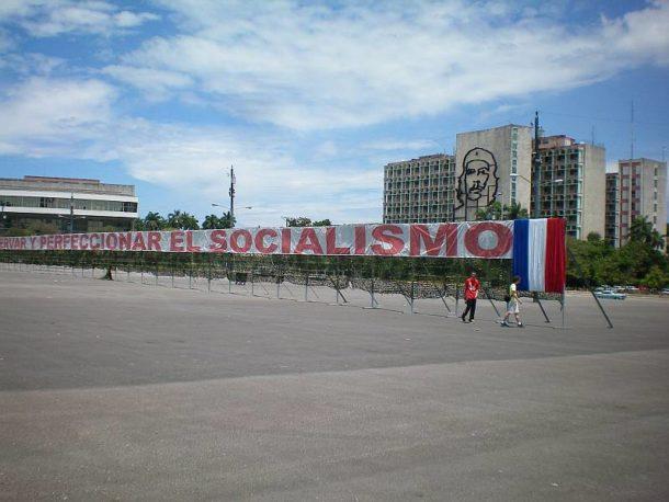 Și socialismul ei