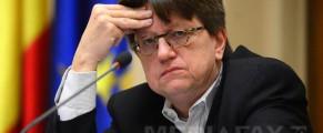 Erik de Vrijer, şeful misiunii FMI