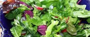 Salată fără urme de cal