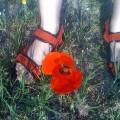 picioarele mele