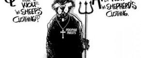 lupul in haine de pastor