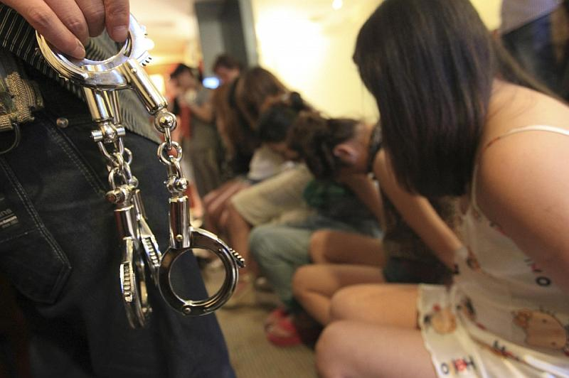 politie-prostituate