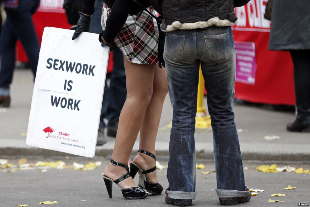 sexwork is work