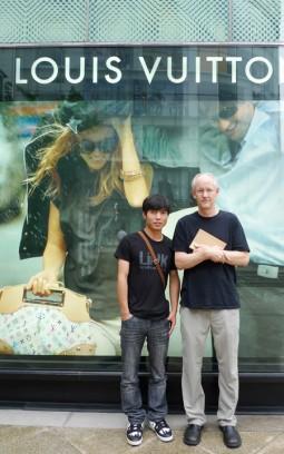 Shin Dong-hyuk și Harden, în lumea liberă