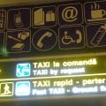 Taxiurile pirat de la Otopeni s-au făcut rapide
