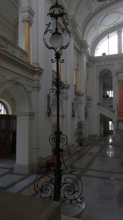 sala tribunal