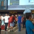 Cine face bani din parcarea Aeroportului Otopeni?