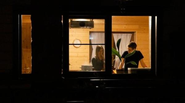 Snowden și iubita lui, în casa de la Moscova