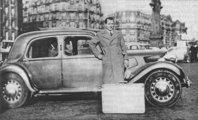 Mihail Sebastian la Paris