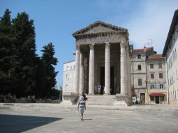 templu roman