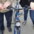 De pe sârmă, direct pe bicicletă