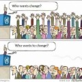 Schimbare să fie, dar nu prin locurile esențiale