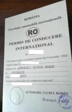 permis-romanesc