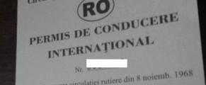 permis-romania