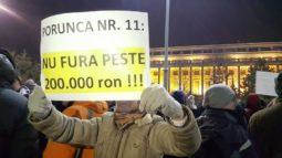 protest-prunca