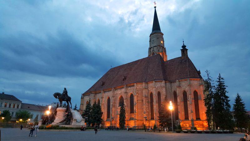 cluj-catedrala