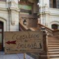 Fără dosar cu șină la Consulatul Boliviei