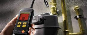 verificare racord gaz