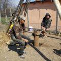 România găurilor mici și dese