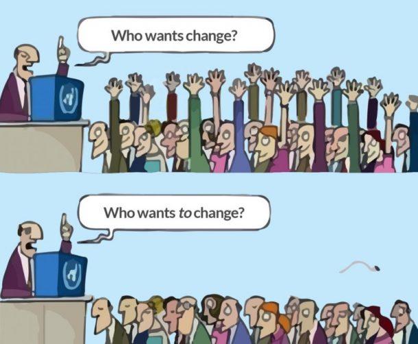schimbare