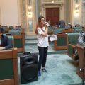 Florina Presadă: Din opoziție nu ai cum să arăți ce ai făcut. Mai ales...